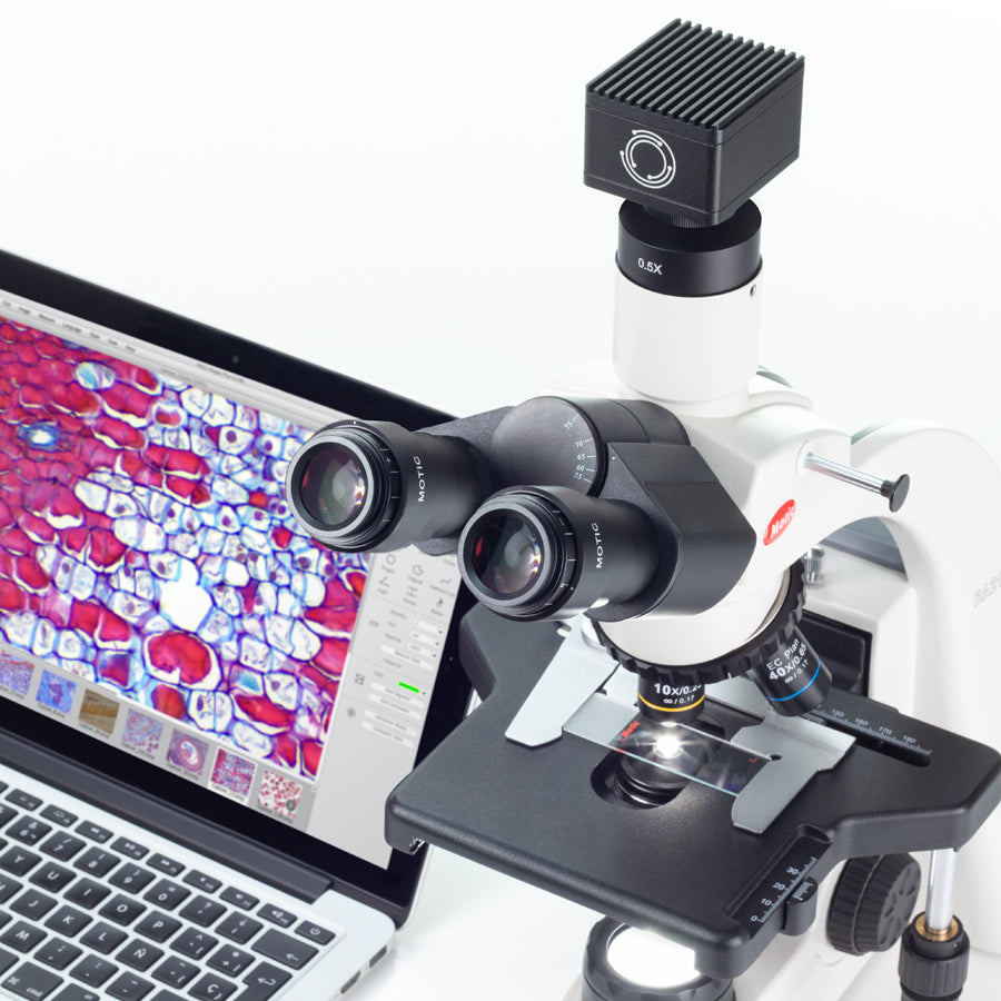 Moticam S3 - Motic Microscopes