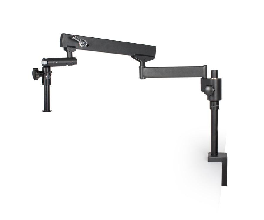 SMZ161 Stand - Articulating (Table Clamp) Boomstand, 25mm diameter pole - (1101010100091)
