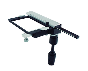 AE2000/AE31E Universal Attachable Mechanical Stage w/ Well Plate Holders - (1101000200011)