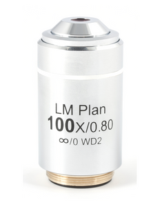 AE2000MET Objective - LM PLAN 100X N.A. 0.8/ W.D. 2 - (1101001704511)