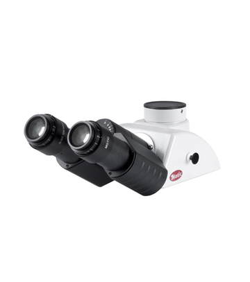 BA310 Head - Siedentopf trinocular eyepiece tube 30° inclined (Light Split 0/100), 360° rotating (1101001903491) - Motic Microscopes