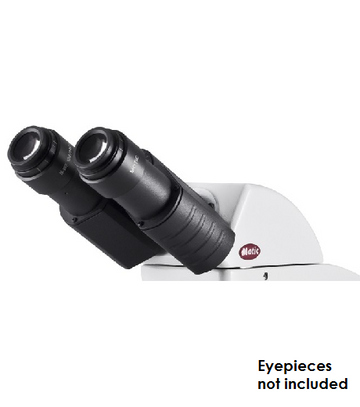 BA310 Head - Siedentopf binocular eyepiece tube 30° inclined, 360° rotating (1101001903541) - Motic Microscopes