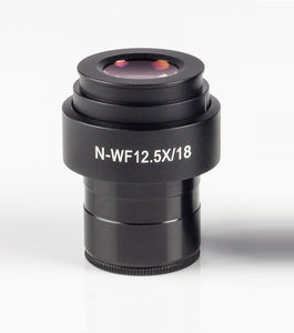 BA Eyepiece -N-WF12.5X/ 18mm, focusable with diopter adjustment (1101001402061)