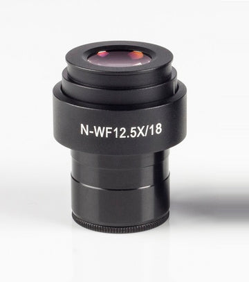 BA Eyepiece -N-WF12.5X/ 18mm, focusable with diopter adjustment (1101001402051) - Motic Microscopes
