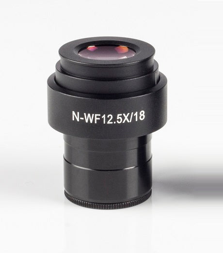 BA Eyepiece -N-WF12.5X/ 18mm, focusable with diopter adjustment (1101001402051)
