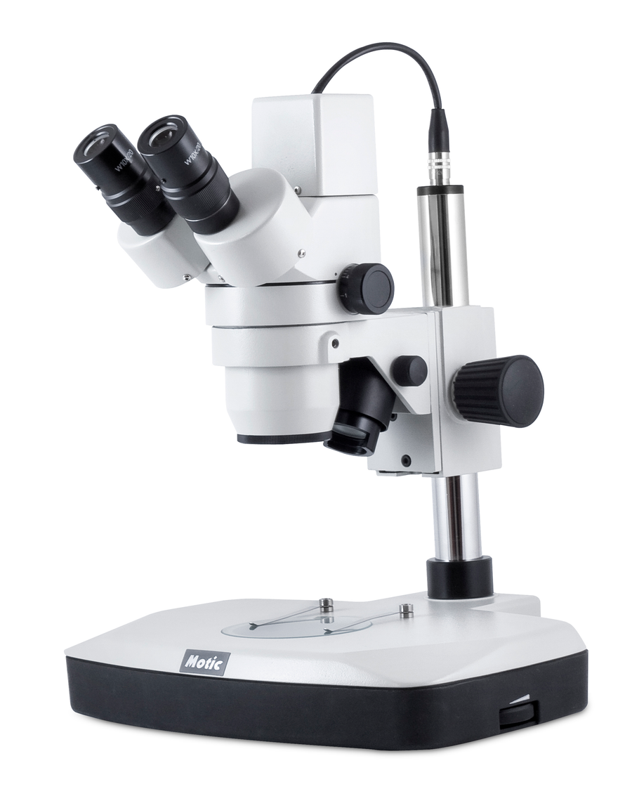 DM-143-FBGG (Digital Microscope Binocular Halogen) - Motic Microscopes