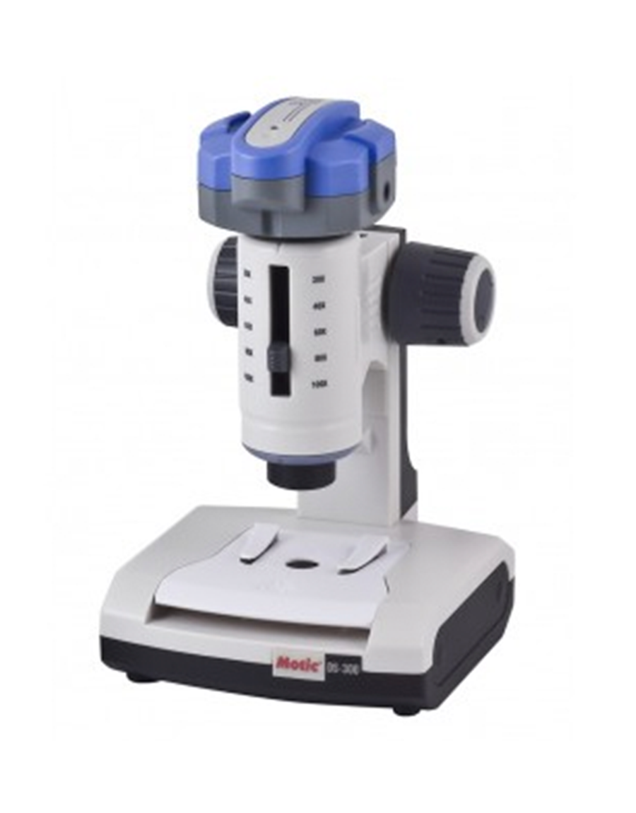 Digtal Upright Microscope - DS300 - Motic Microscopes