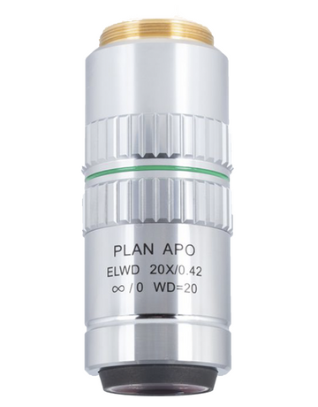 PSM1000 Objective - Plan Apochromat ELWD 20X for PSM1000 - (1101001700042)