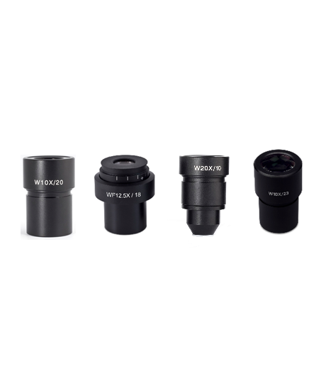 B Series Eyepiece - Widefield eyepiece WF15X / 12mm with pointer (1101001400533) - Motic Microscopes