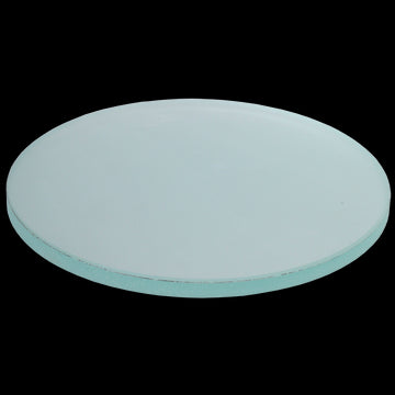 Frosted glass stage plate for Stereomicroscope 95mm - (1101007400022)