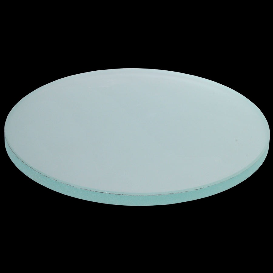 Frosted glass stage plate for Stereomicroscope 95mm - (1101007400022) - Motic Microscopes