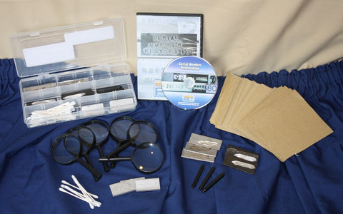 Serial Number Restoration Kit