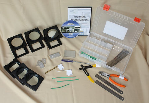Toolmark Identification Kit