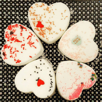 Valentine's Gift Set (Pack of 5) - bathbombfizzle