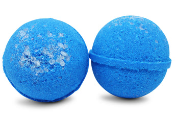 Blue Crush Bath Bomb 6 oz - bathbombfizzle