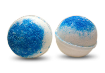 Beach Daises Bath Bomb 6oz - bathbombfizzle
