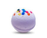 Birthday Cake Bath Bomb 6 oz - bathbombfizzle