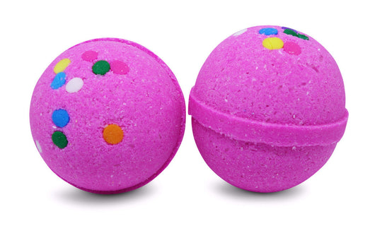 Birthday Cake 2.0 Bath Bomb 6 oz - bathbombfizzle