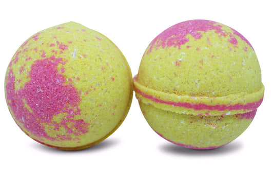 Cotton Candy 2.0 Bath Bomb 6 oz - bathbombfizzle