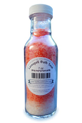 Love Spell Bath Salt Soak 7 oz - bathbombfizzle
