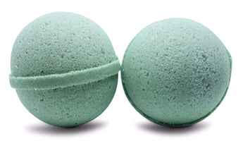 Eucalyptus Spearmint Bath Bomb 6 oz - bathbombfizzle