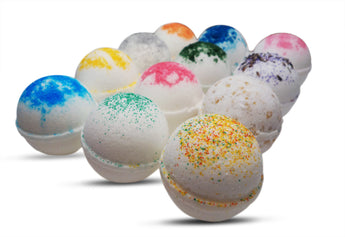 Variety Pack Bath Bomb Gift Set ( Pack of 5 ) - bathbombfizzle