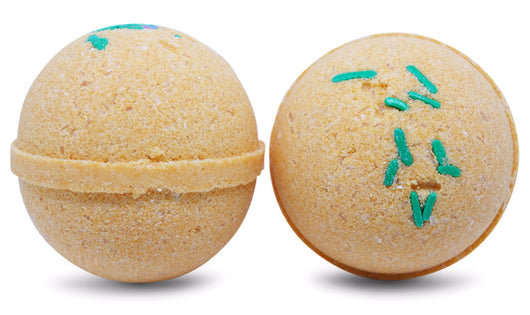 Pumpkin Spice Latte Bath Bomb 6 oz - bathbombfizzle