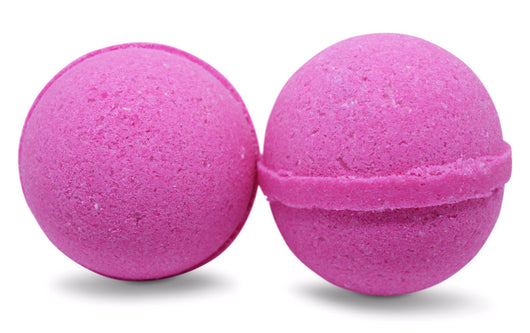 Pink Lady Bath Bomb 6 oz - bathbombfizzle