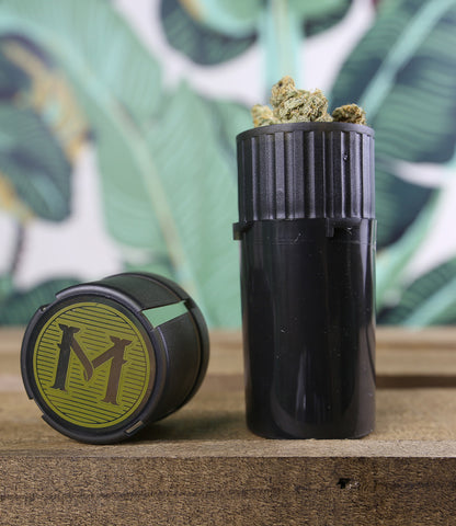 Official Marimberos Medtainer