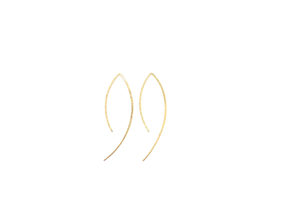KIRA HOOPS - Jennifer Jones Collection