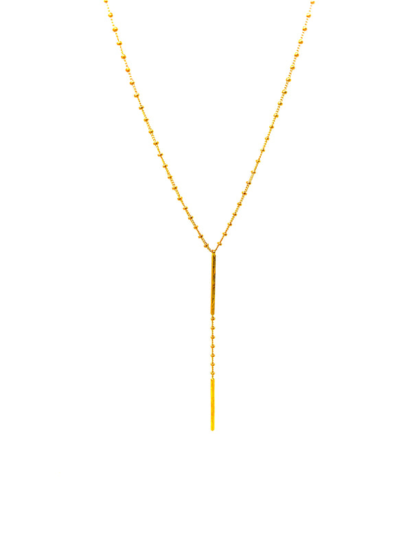 BABY HENNESSY NECKLACE - Jennifer Jones Collection