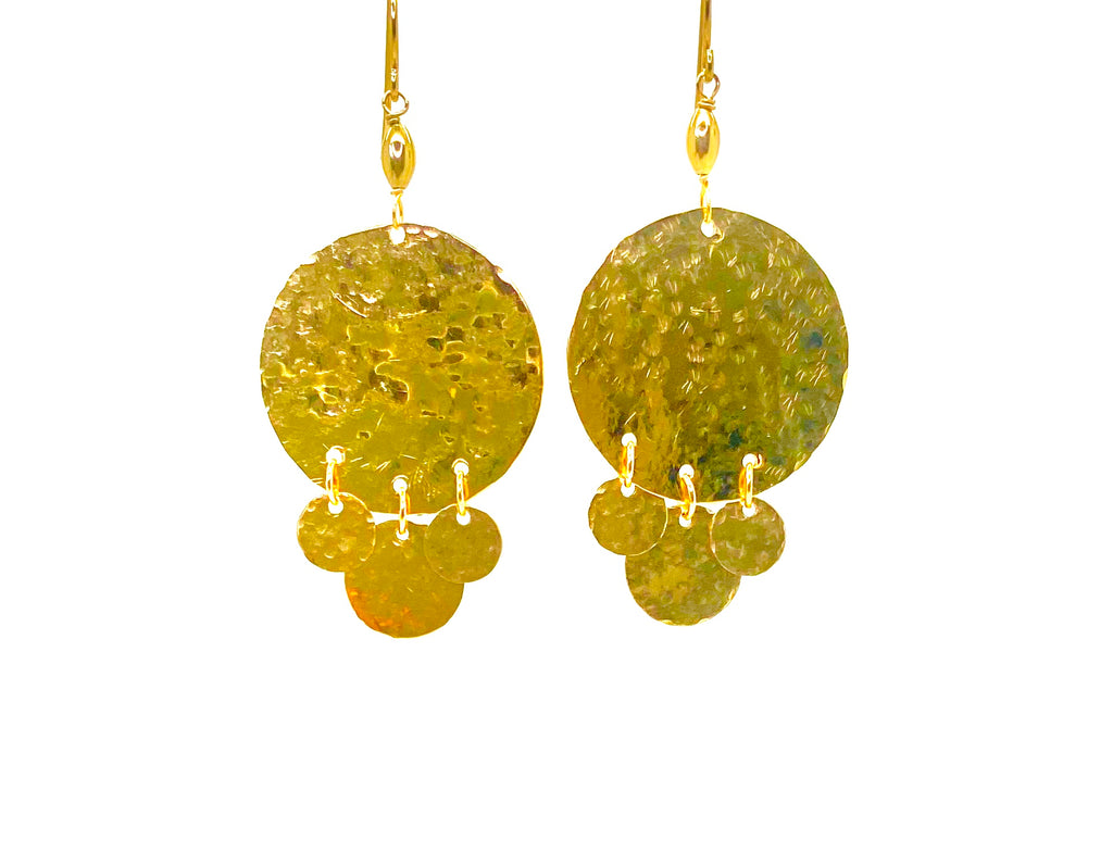 TINA EARRINGS - Jennifer Jones Collection