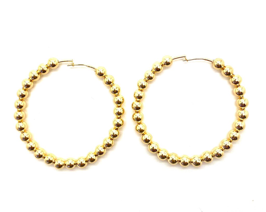LIA HOOPS - Jennifer Jones Collection