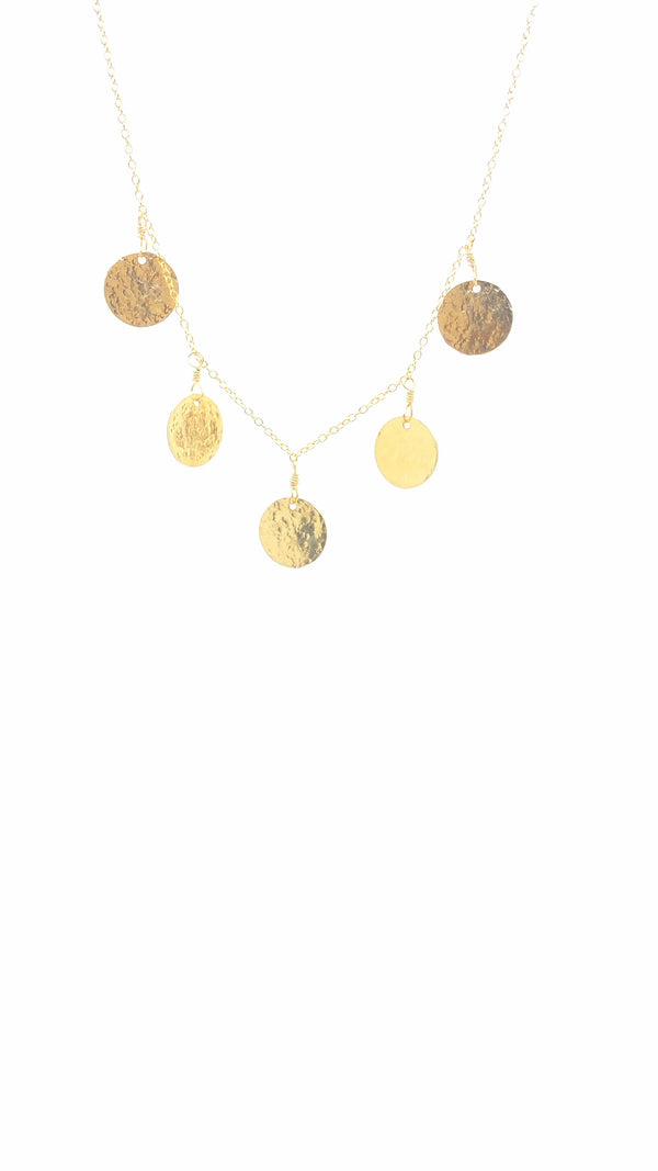 ANAI NECKLACE - Jennifer Jones Collection
