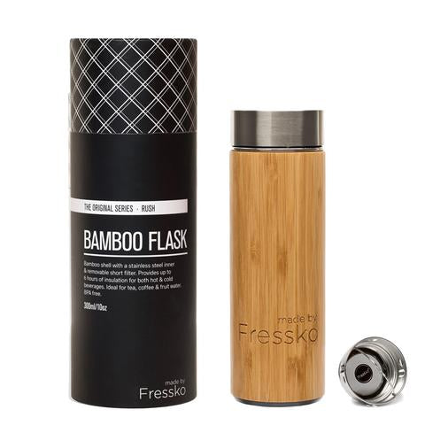 Bamboo flask corporate gift outsourcing