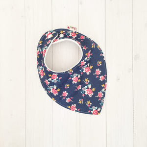 Australian Made Bouquet Dribble Bib Grubbee