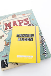 Australian Travel Planner and Journal