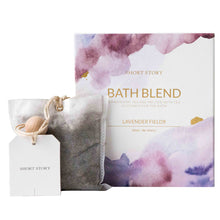 Lavender Bath Tea Bag Short Story