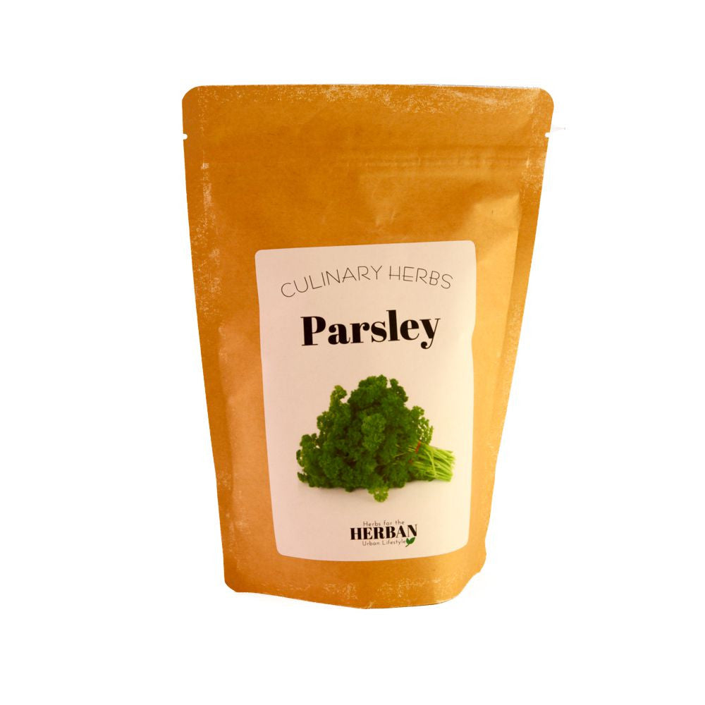 Parsley Grow Pouch