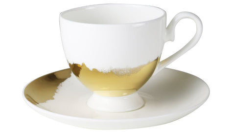 As Good As Gold Teacup and Saucer