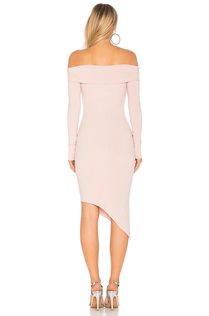 Bec and Bridge Florence Long Sleeve Dress in Dusk