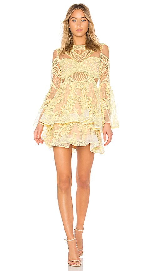 Thurley Chameleon Coachella Dress