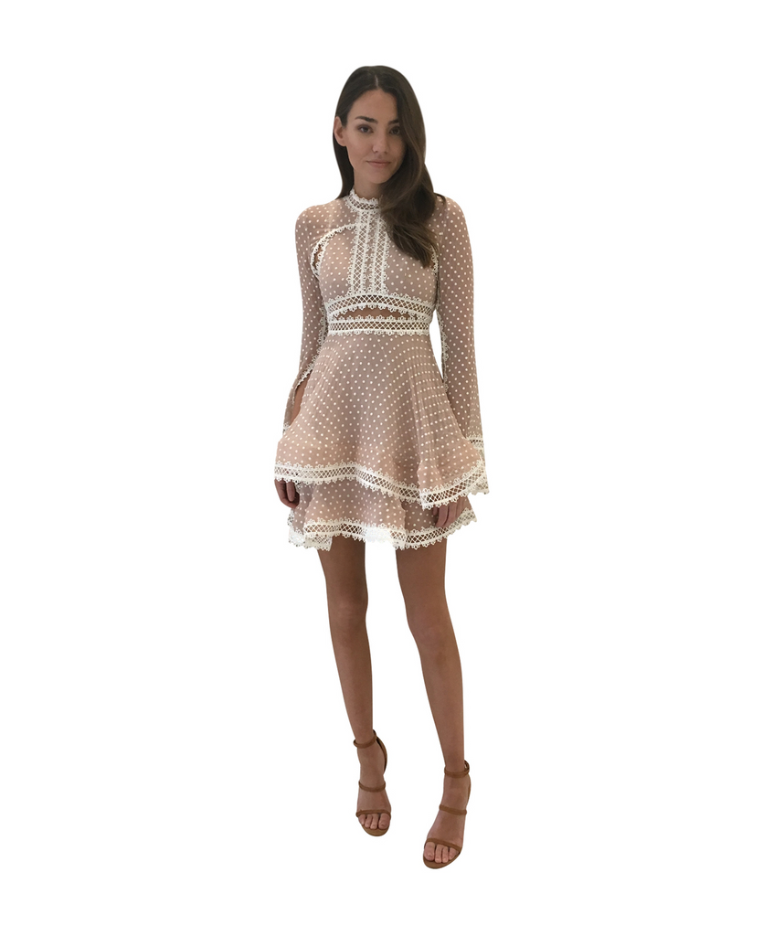 Thurley Tea Party Mini Dress