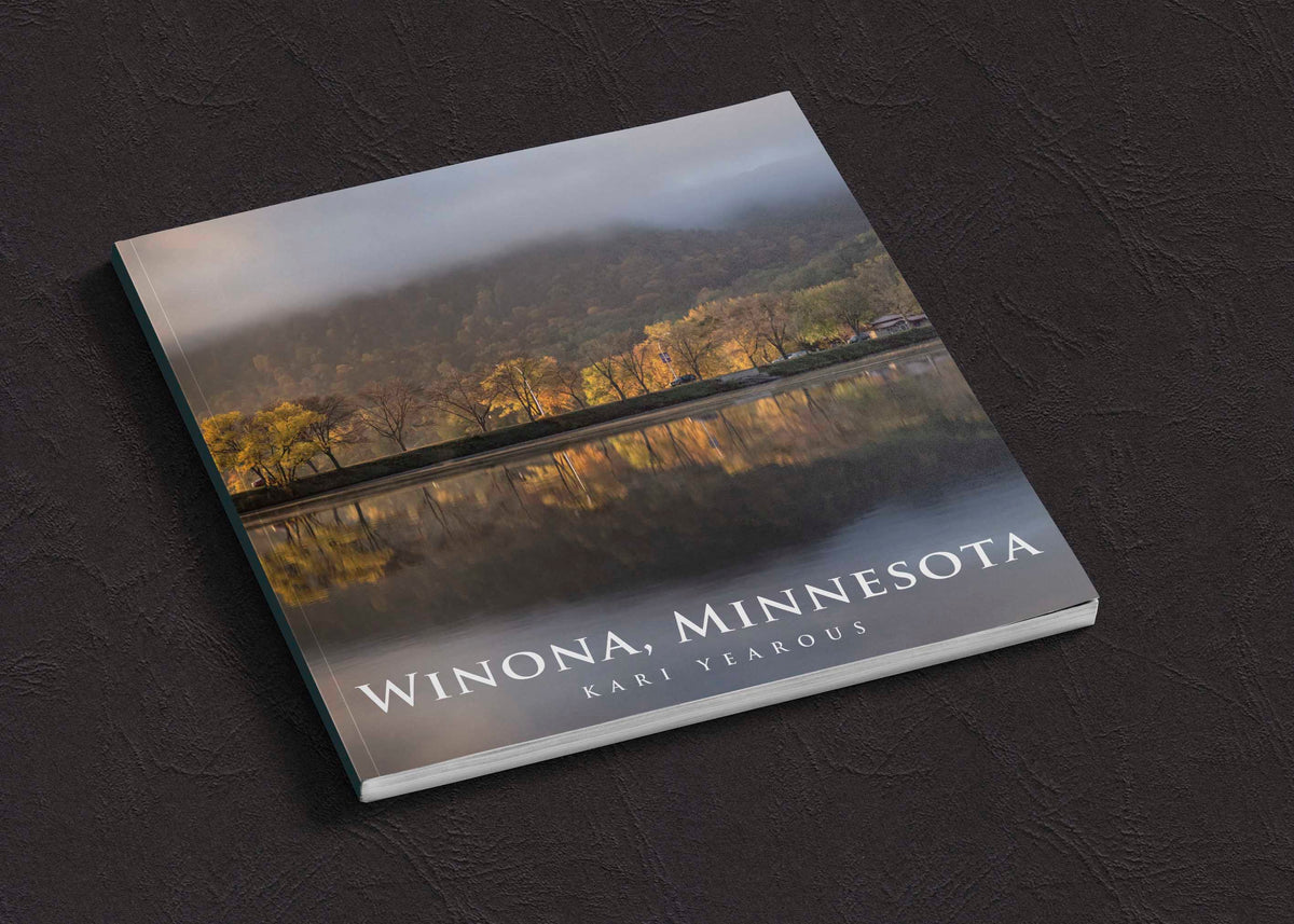 Winona Minnesota Photo Book by Kari Yearous