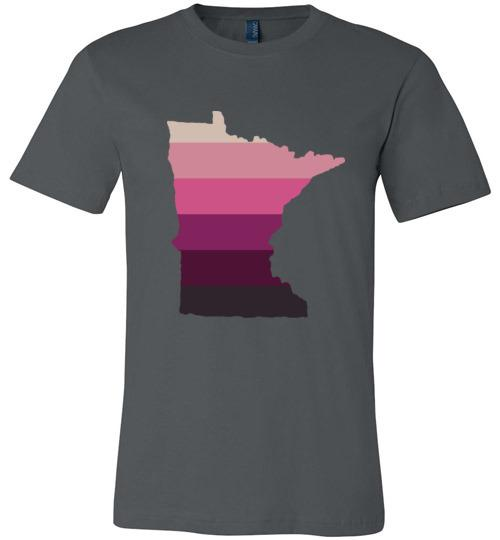 Minnesota Ketonian Shirt, Ketone Strip Colors - Kari Yearous Photography WinonaGifts KetoGifts LoveDecorah