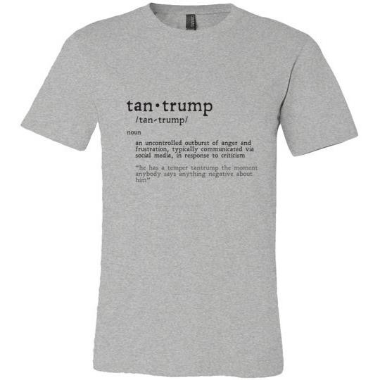 Tantrump T-Shirt - Kari Yearous Photography KetoLaughs