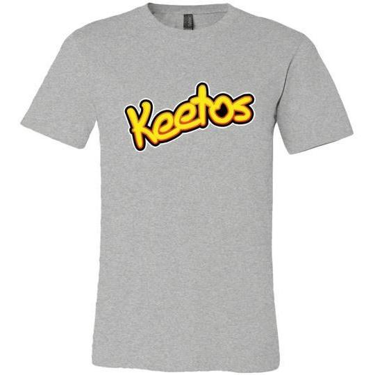 Funny Keto Shirt Keetos, Canvas Unisex T-Shirt - Kari Yearous Photography WinonaGifts KetoGifts LoveDecorah