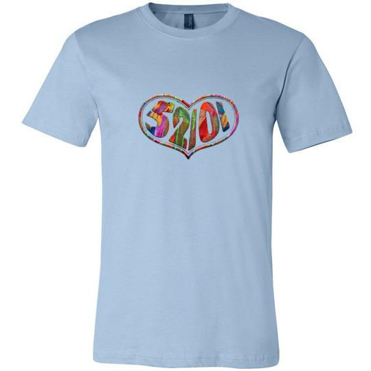 Decorah T-Shirt 52101 Painted Look - Kari Yearous Photography
