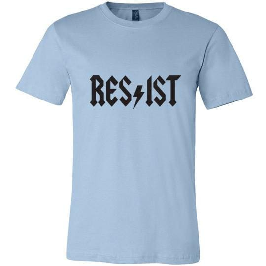 Resist T-Shirt ACDC Style - Kari Yearous Photography KetoLaughs