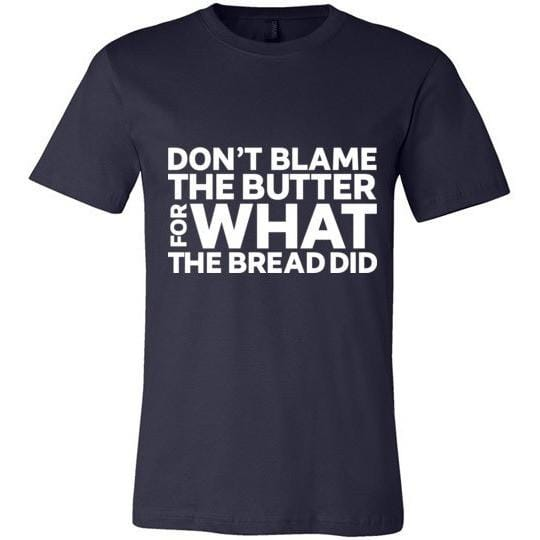 Keto Shirt Don't Blame The Butter 4XL - Kari Yearous Photography WinonaGifts KetoGifts LoveDecorah